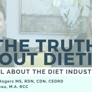 The Truth About Dieting: All About The Diet Industry